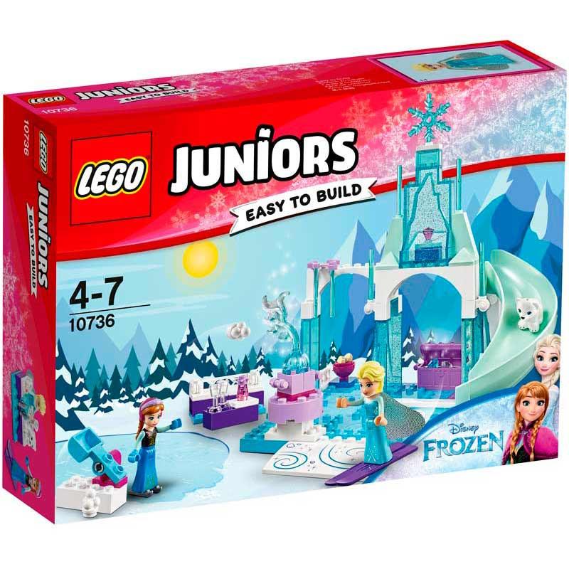 LEGO Juniors zona de juego invernal de Anna y