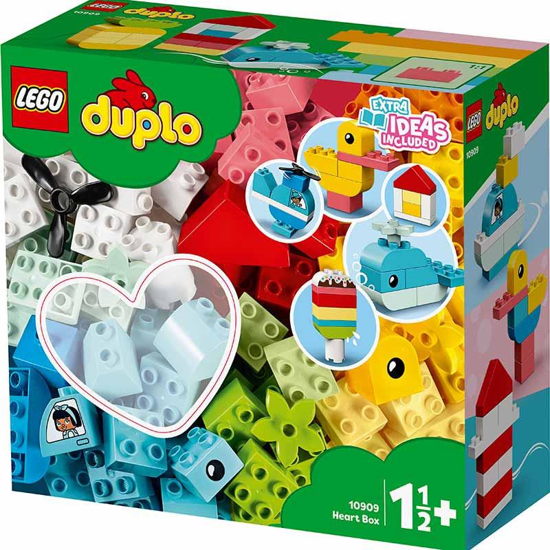 Lego Duplo Caja del Corazón