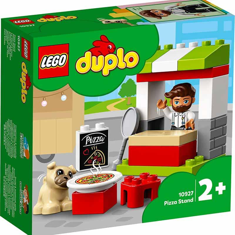 Lego Duplo Puesto de Pizza