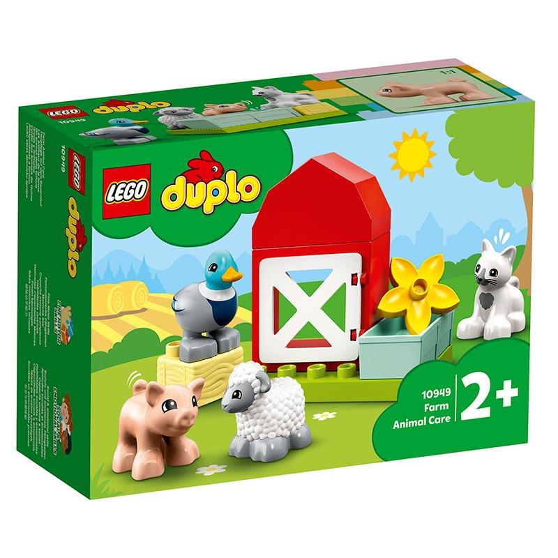 Lego Duplo granja y animales