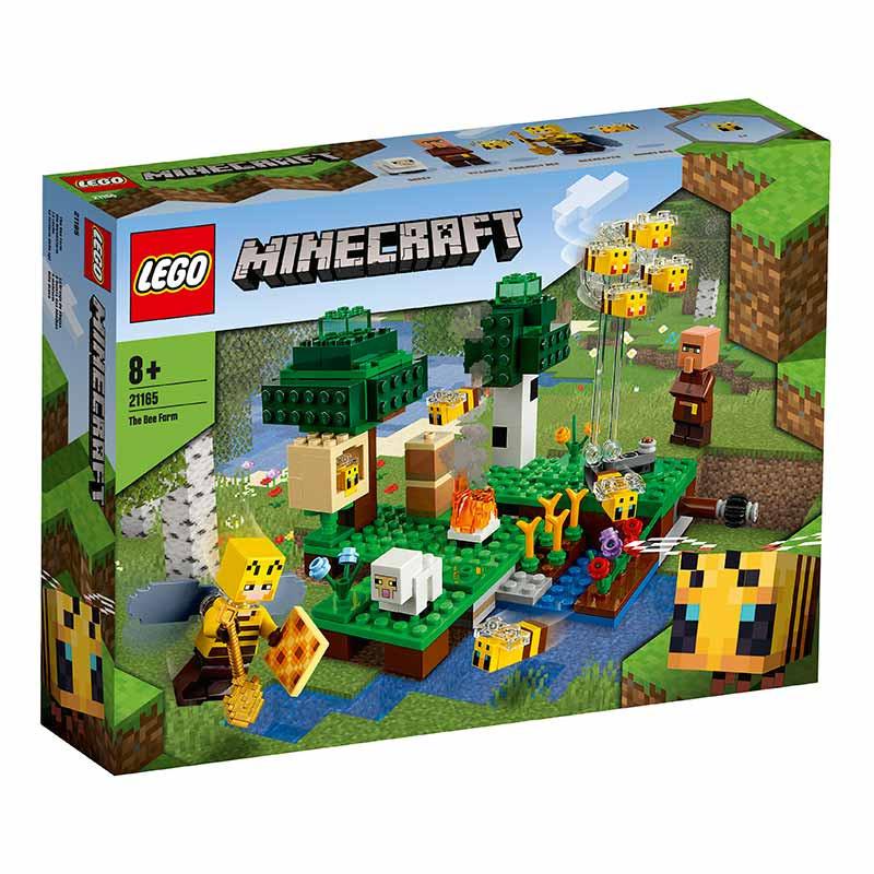 Lego Minecraft La Granja de Abejas