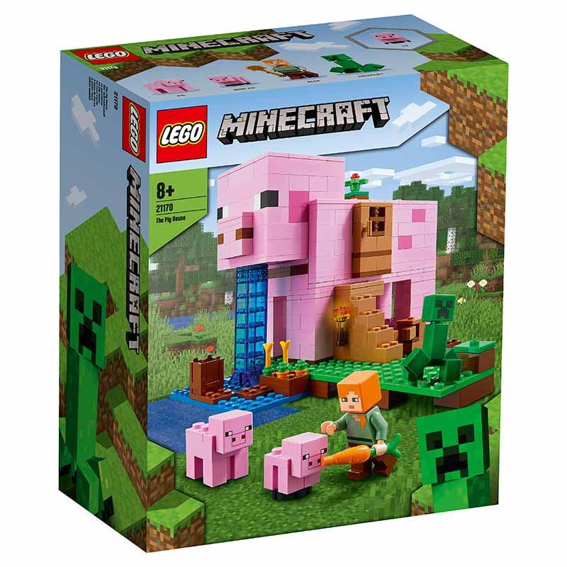 Lego Minecraft La Casa-Cerdo