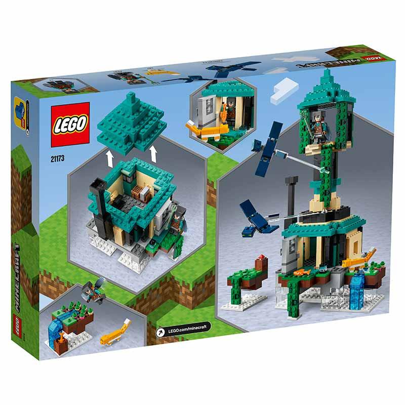Lego Minecraft a Torre al Cielo