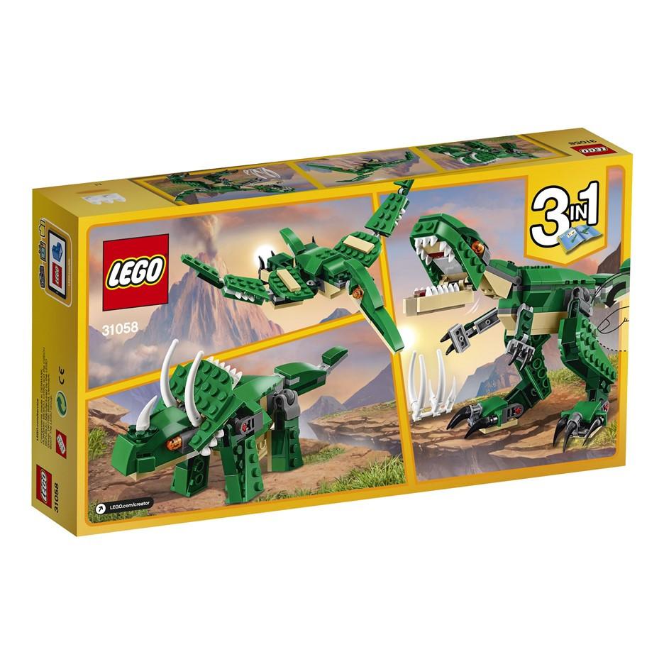 LEGO Creator gandes dinosaurios