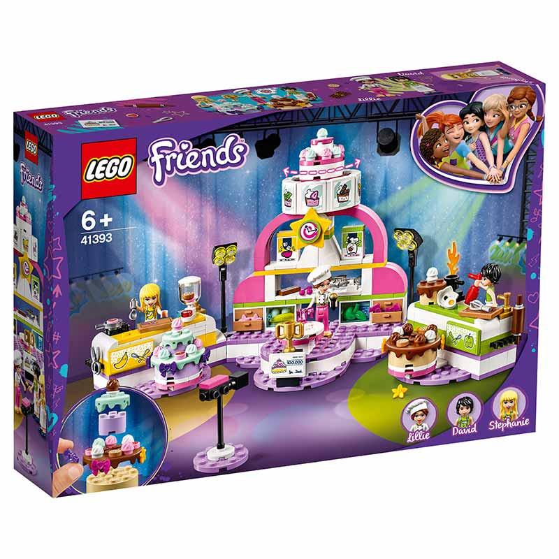 Lego Friends Concurso de Repostería