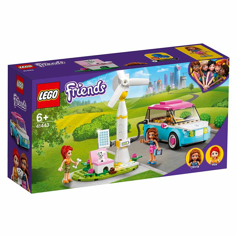 Lego Friends Coche Eléctrico de Olivia