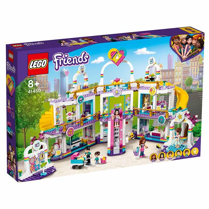Lego Friends centro comercial de Heartlake City