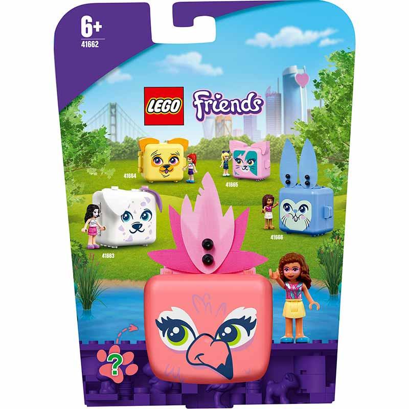 Lego Friends Cubo-Flamenco de Olivia