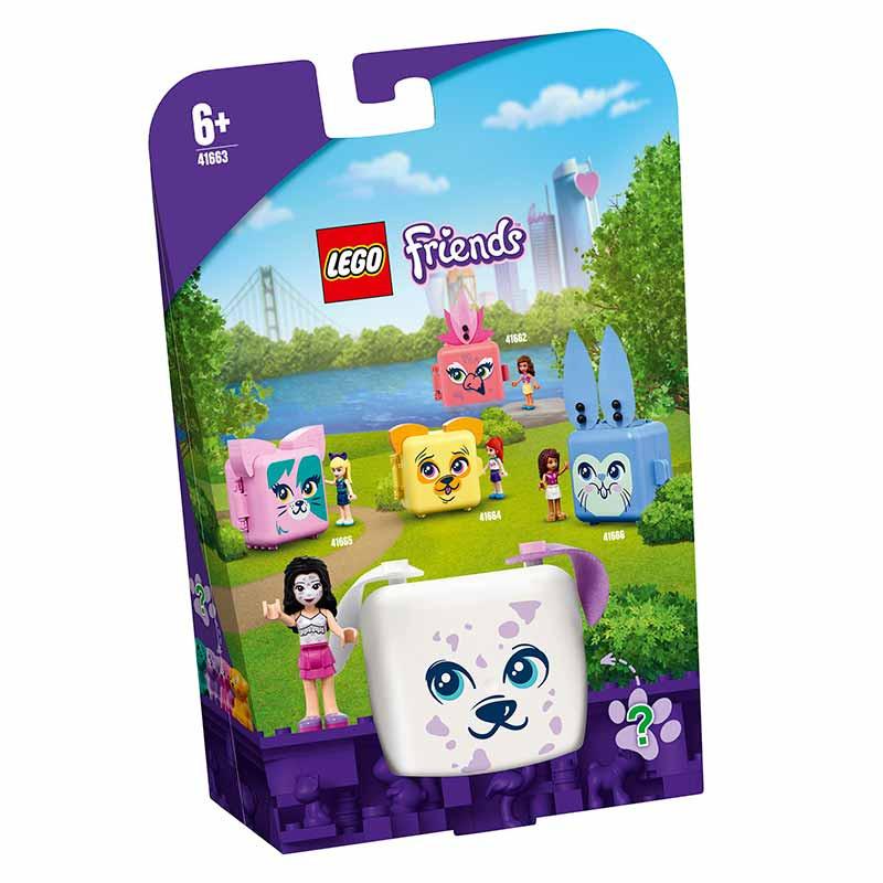 Lego Friends Cubo Dálmata de Emma