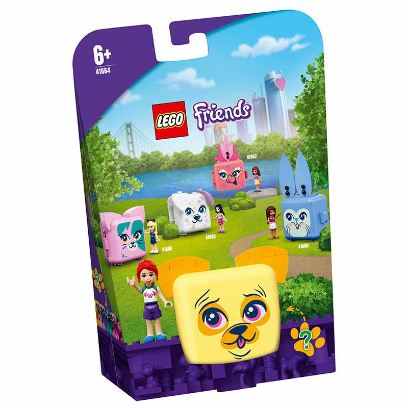 Lego Friends Cubo-Carlino de Mia