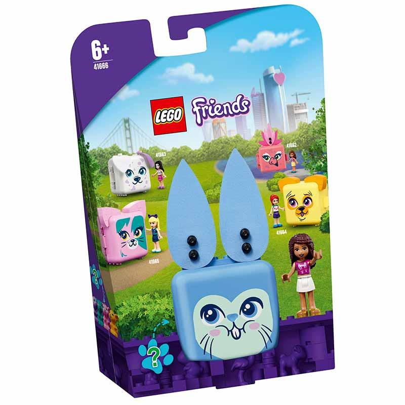 Lego Friends Cubo-Conejito de Andrea