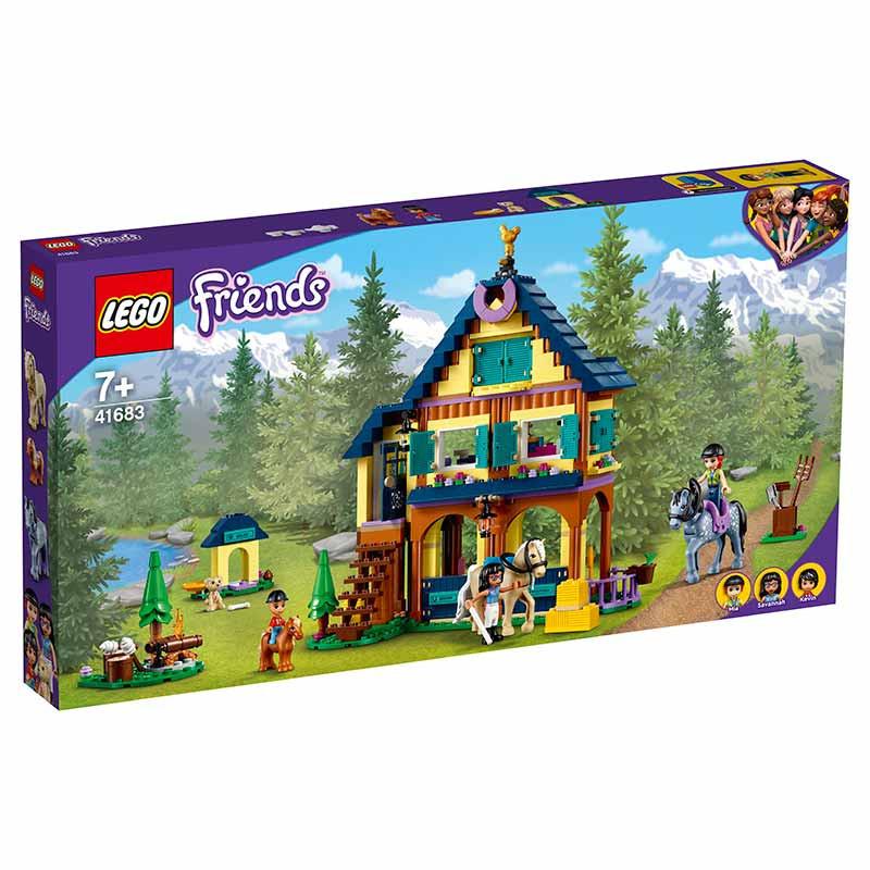 Lego Friends Bosque: Centro de Equitación