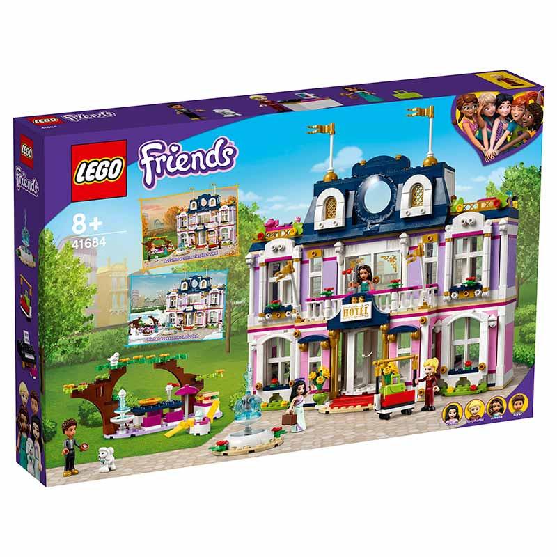 Lego Friends Gran Hotel de Heartlake City