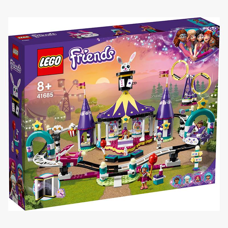 Lego Friends Mundo de Magia Montaña Rusa
