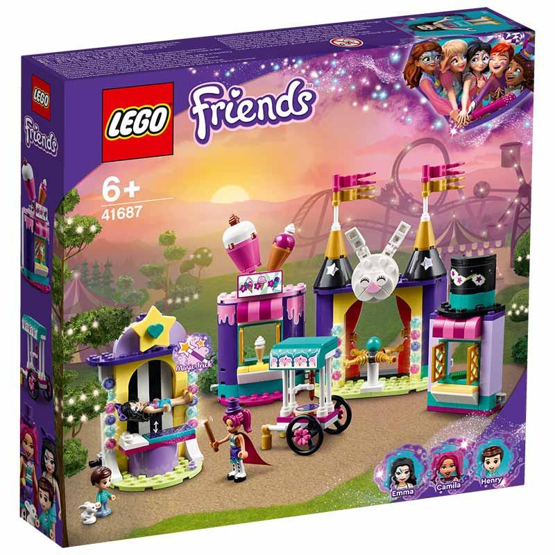 Lego Friends Mundo de Magia Puestos de Feria