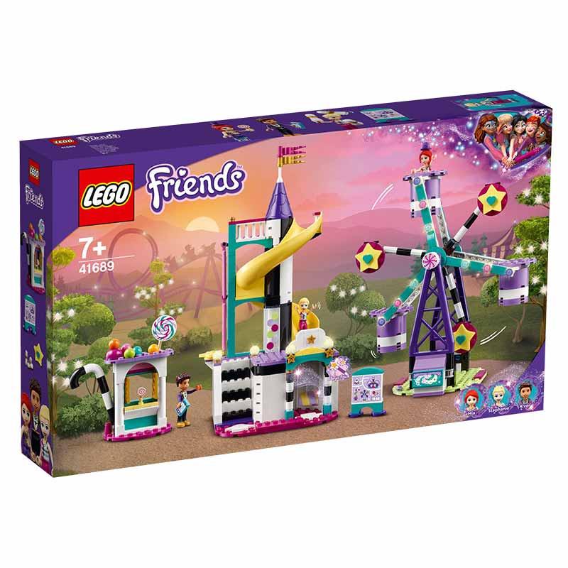 Lego Friends Mundo de Magia Noria y Tobogán