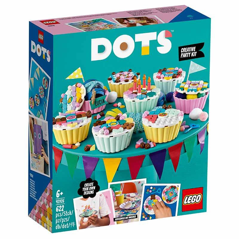 Lego Dots Kit para Fiesta Creativa