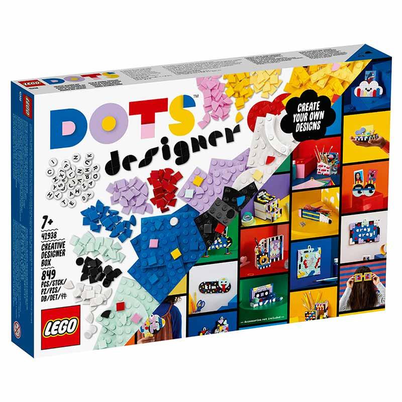 Lego Dots Caja de Diseños Creativos