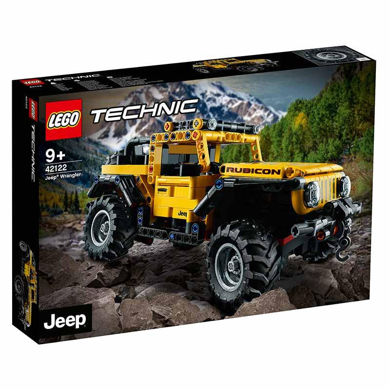 Lego Technic Jeep® Wrangler