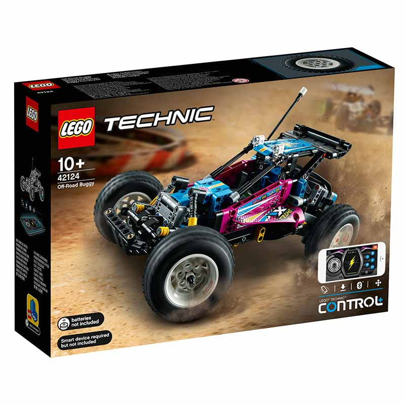 Lego Technic Buggy Todoterreno