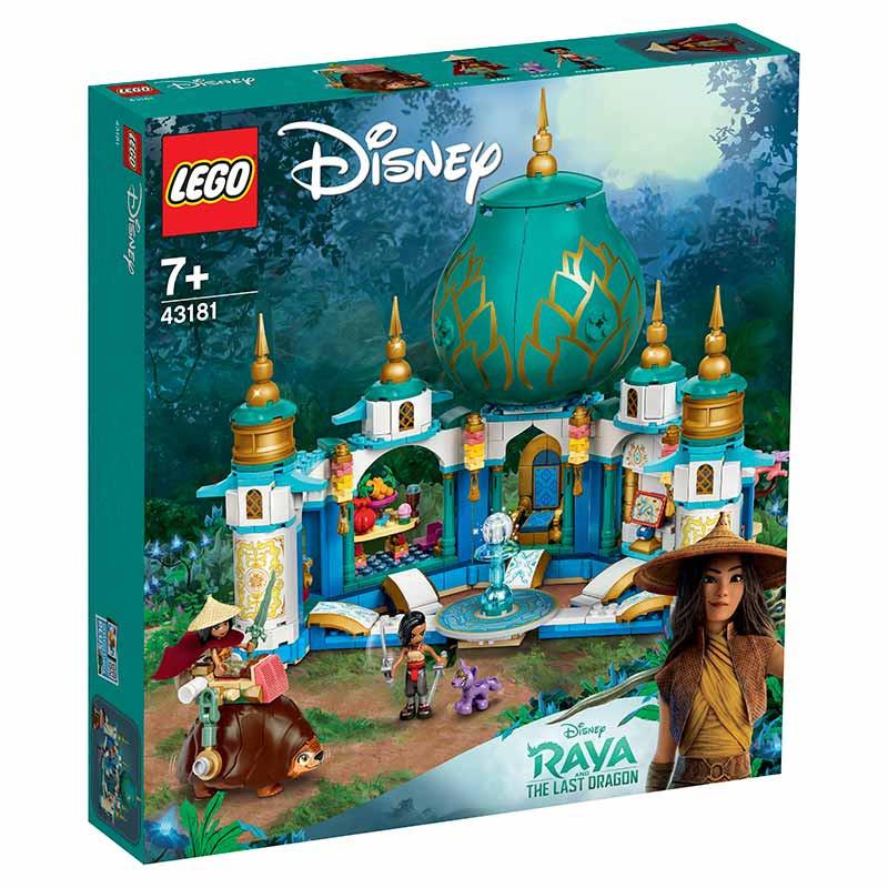 Lego Disney Raya y el Palacio Corazón