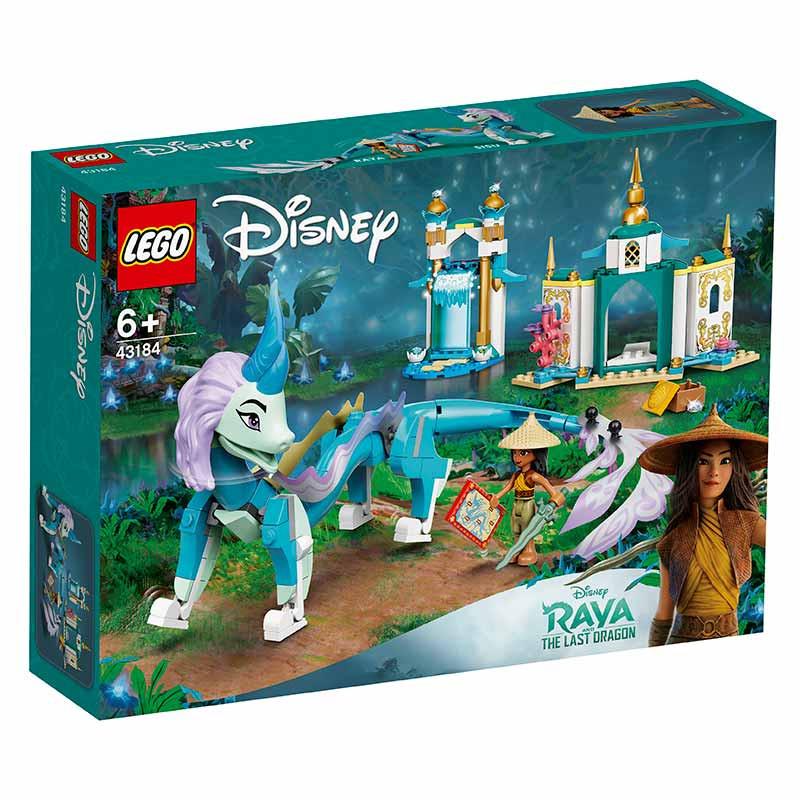 Lego Disney Raya y el Dragón Sisu