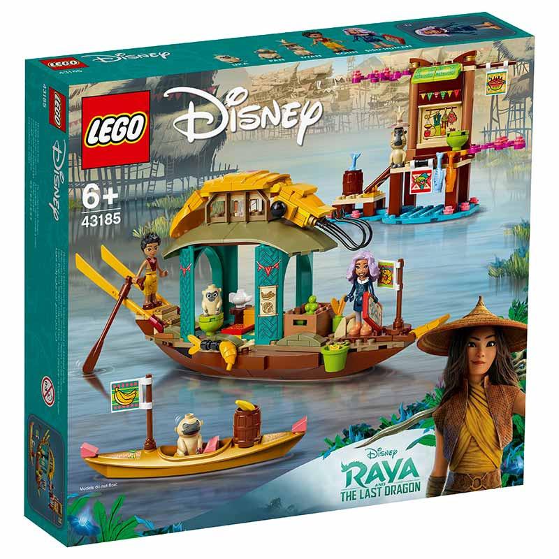 Lego Disney Barco de Boun