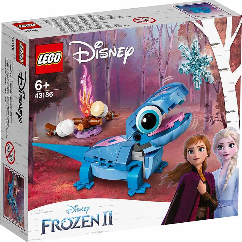Lego Disney Personaje Construible Bruni Salamandra