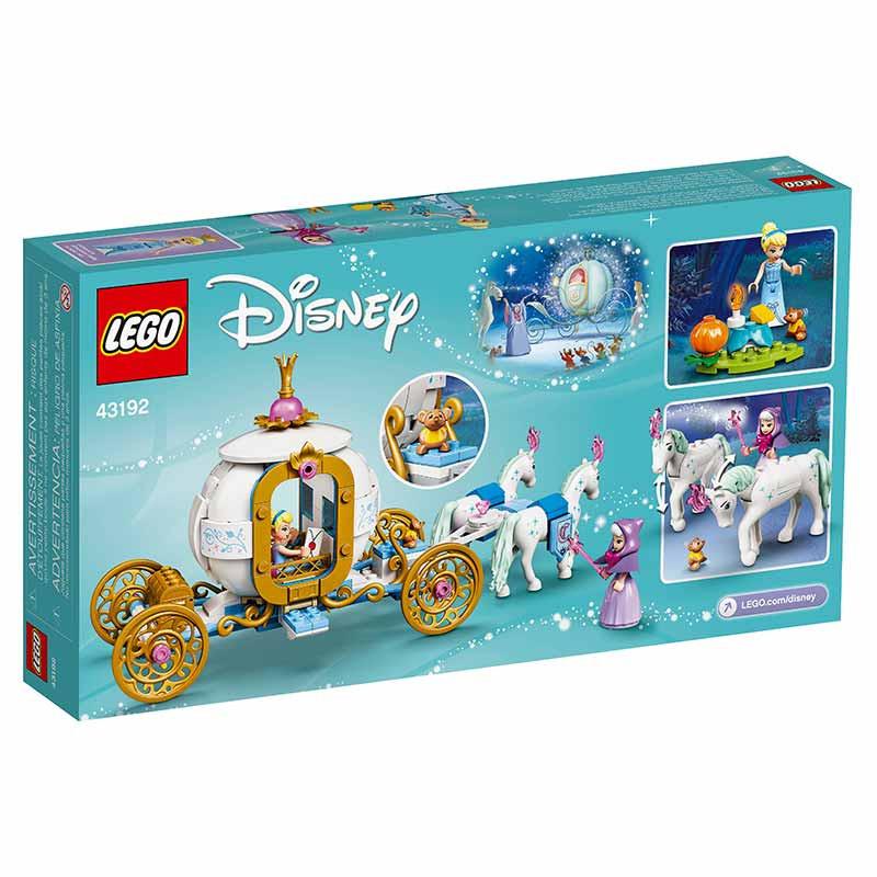 Lego Disney Carruaje Real de Cenicienta