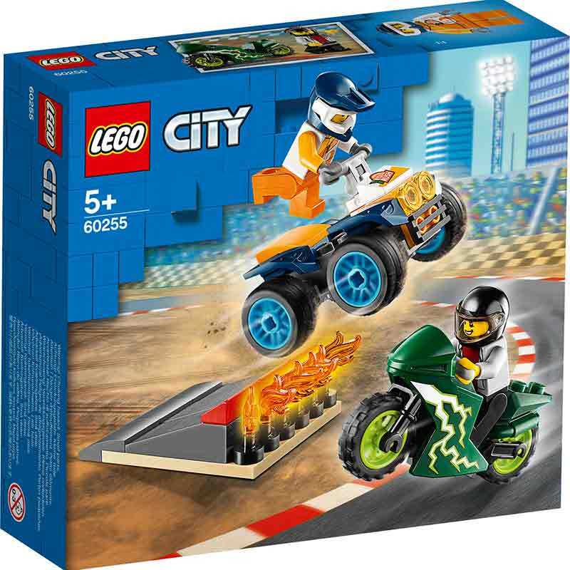 Lego City equipo de especialistas