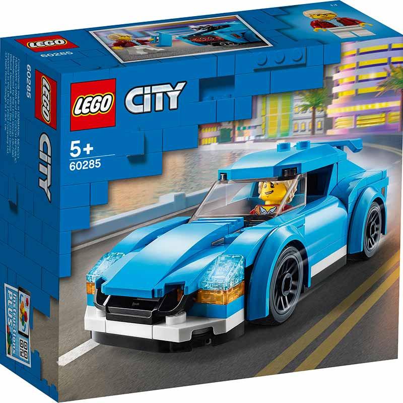 Lego City coche deportivo