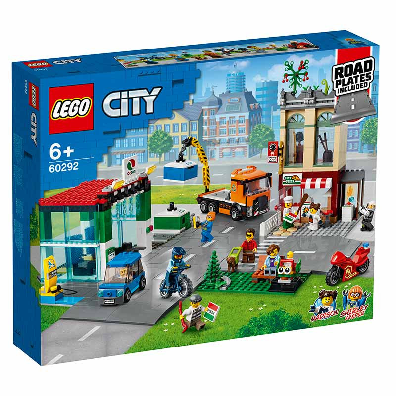 Lego City Centro Urbano