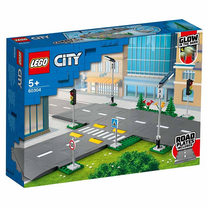 Lego City Bases de Carretera