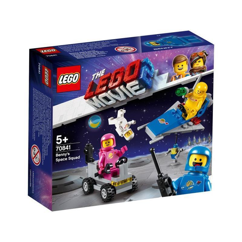 LEGO Movie 2 equipo espacial de Benny