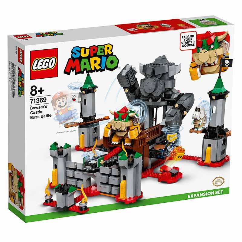 Lego Mario Bross Set de Expansión Batalla final
