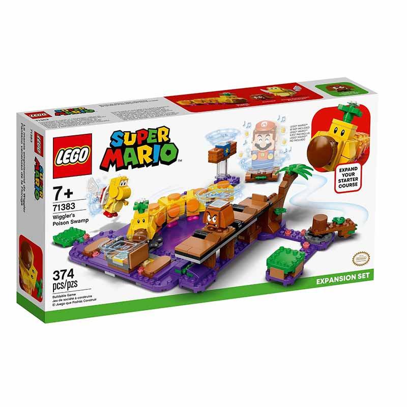 Lego Mario Bross Pantano venenoso Floruga