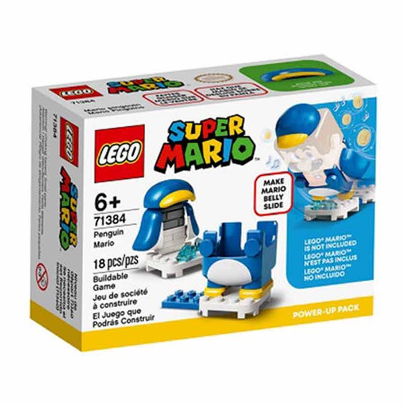 Lego Mario Bross Pack Potenciador: Mario Polar