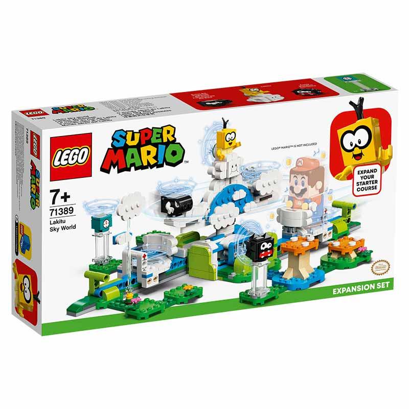 Lego Mario Set de Expansión Mundo aéreo del Lakitu