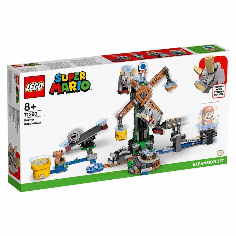 Lego Mario Set de Expansión Derribo de los Reznors