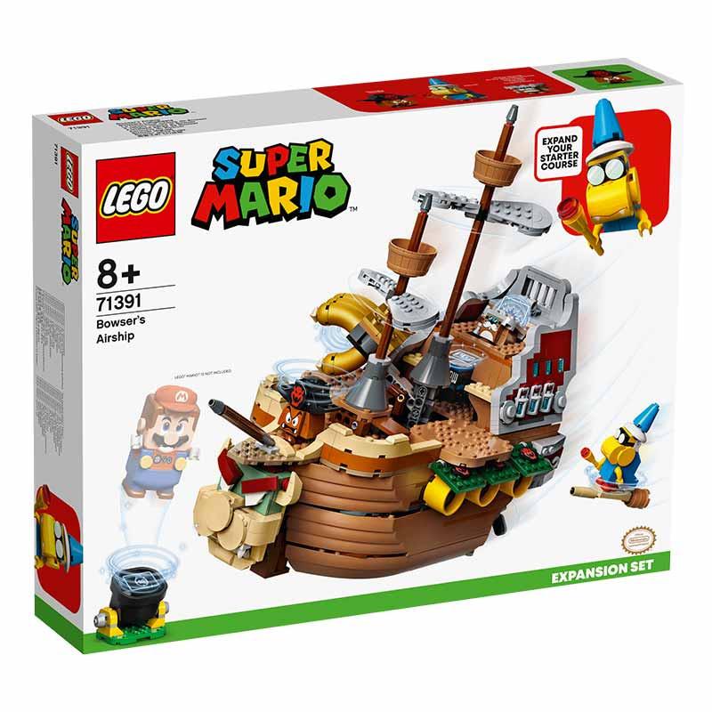 Lego Mario Set de Expansión Fortaleza aérea