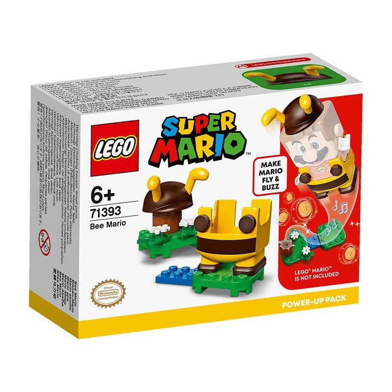 Lego Mario Pack Potenciador Mario Abeja