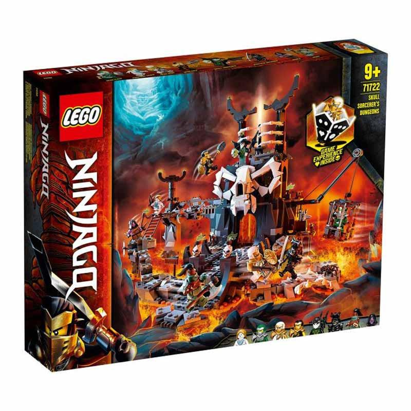 Lego Ninjago Mazmorras del Brujo de los Muertos