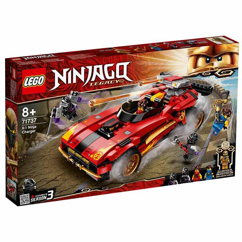 Lego Ninjago Deportivo Ninja X-1