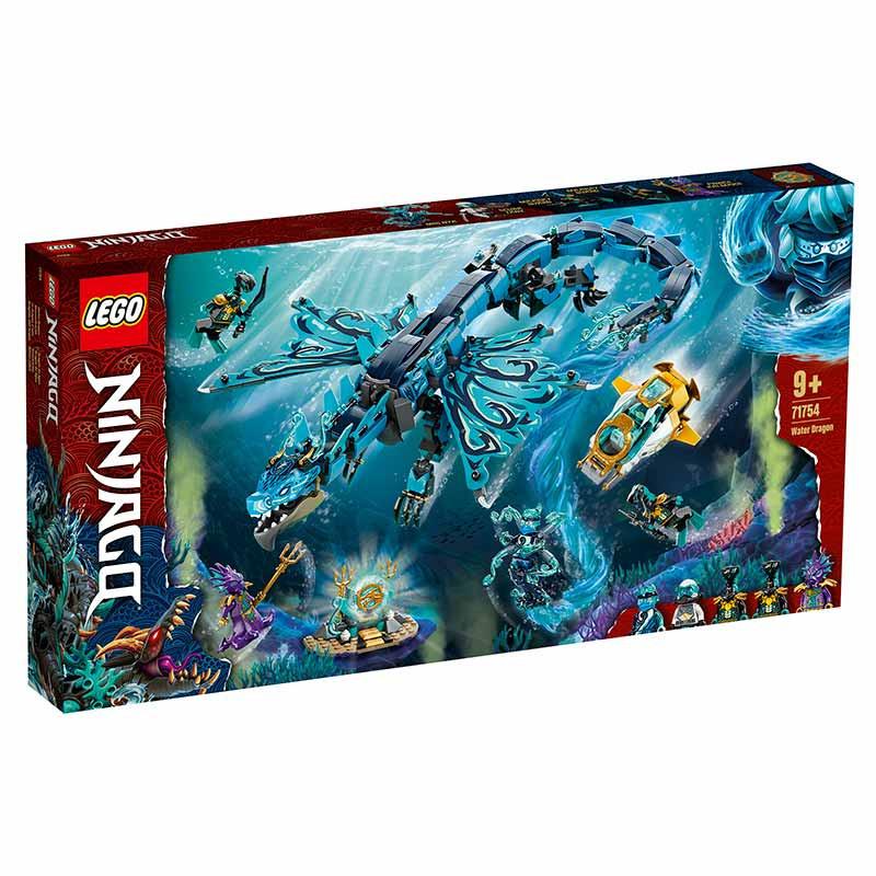 Lego Ninjago Dragón de Agua