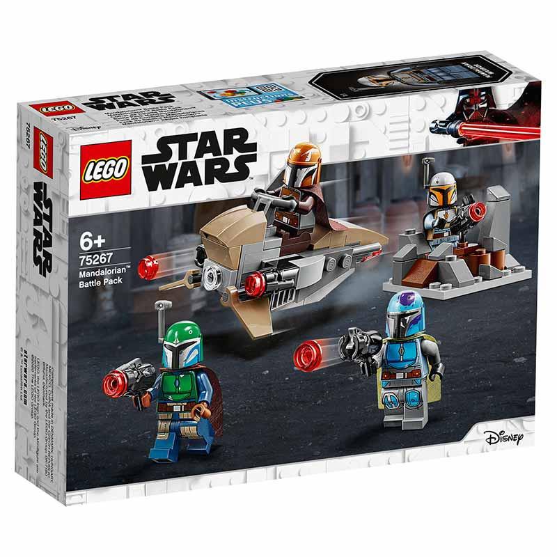 Lego Star Wars pack de batalla Mandaloria