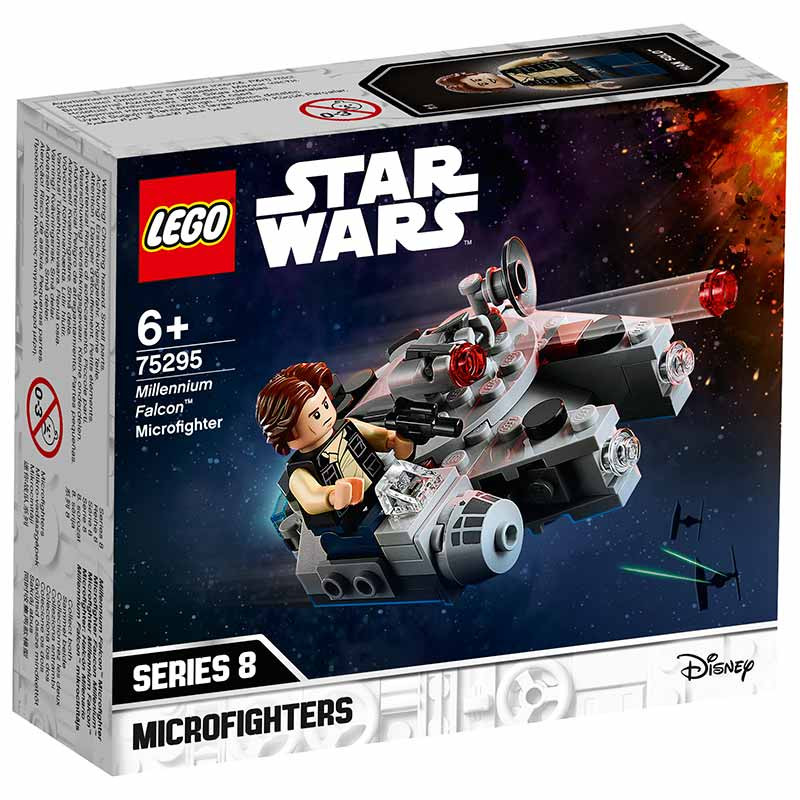 Lego Star Wars Microfighter: Halcón Milenario