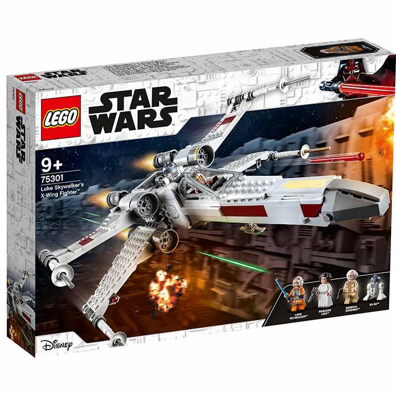 Lego Star Wars Caza Ala-X de Luke Skywalker