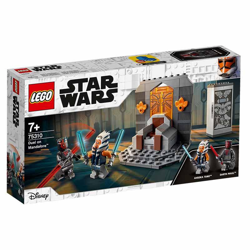 Lego Star Wars Duelo en Mandalore™