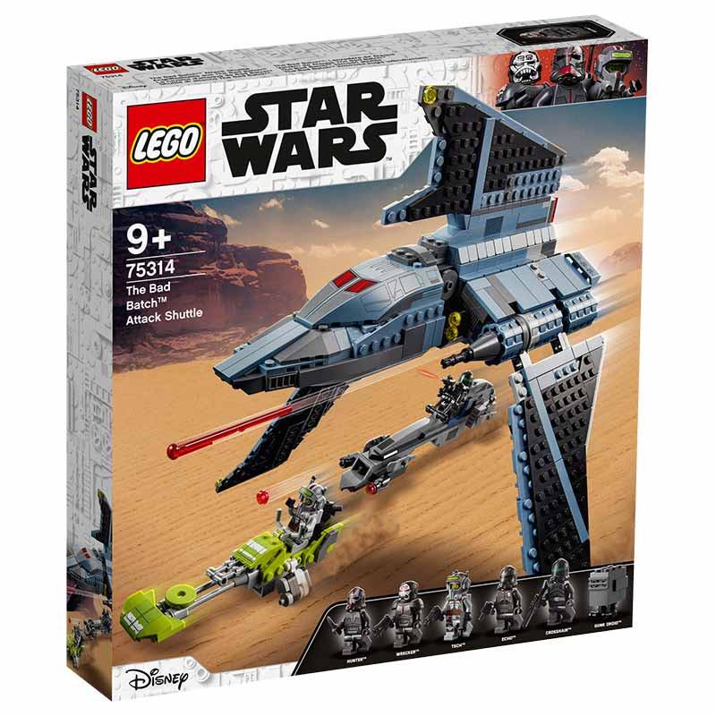Lego Star Wars The Bad Batch™ Lanzadera de Ataque