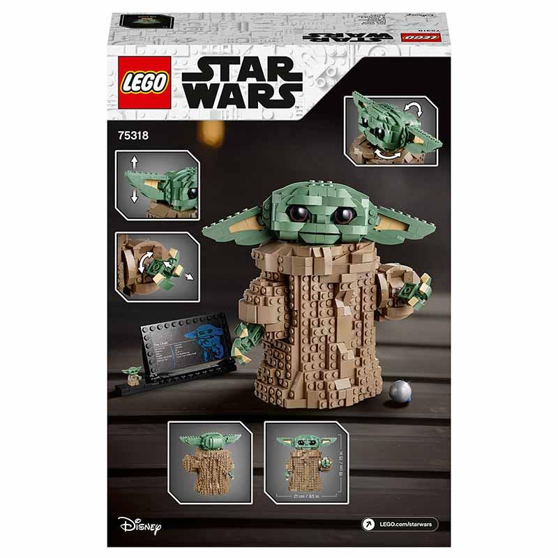 Lego Star Wars Baby Yoda